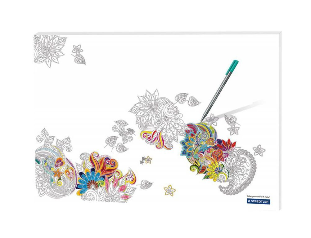 Staedtler Triplus Fineliner 334 °C30P Pens in 30 Colours 6, 30er.