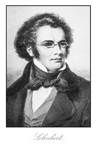 Franz Schubert Clip Art, Vector Images & Illustrations.