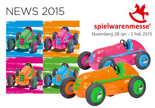 SCHUCO :: Toy Fair 2015.