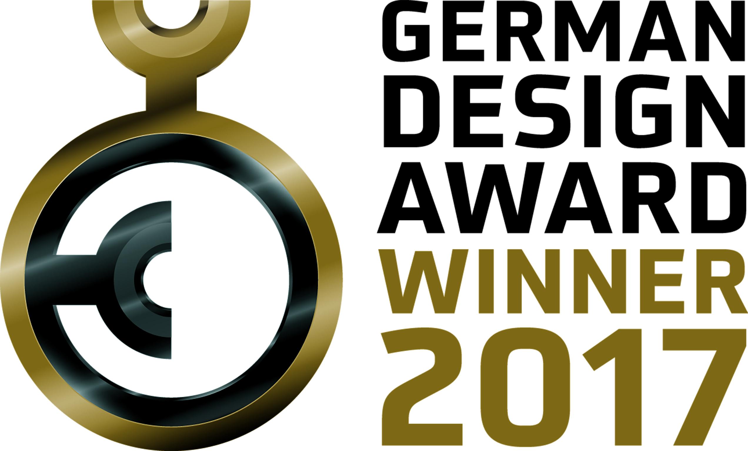 Two German Design Awards 2017 for Schüco, Schüco Germany.