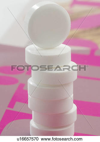 Stock Photography of Dr. Schuessler cell salt pills u16657570.