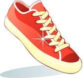 Shoe Clip Art.