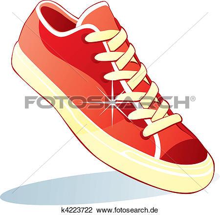 Schuh Clip Art EPS Bilder. 42.377 schuh Clip Art Vektor.