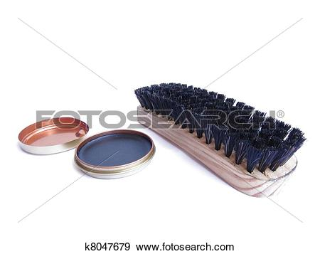 Stock Photograph of Shoe shine k8047679.