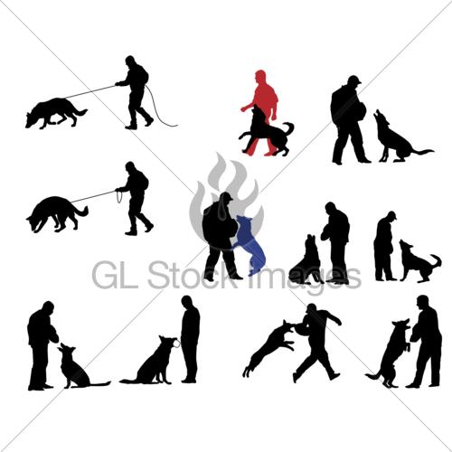 Ipo Schutzhund Silos · GL Stock Images.