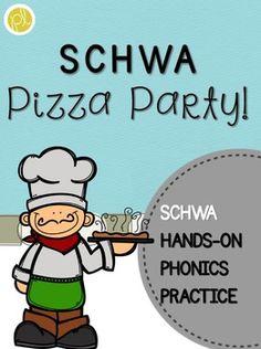 SchWhat: Schwa Sound Activities.