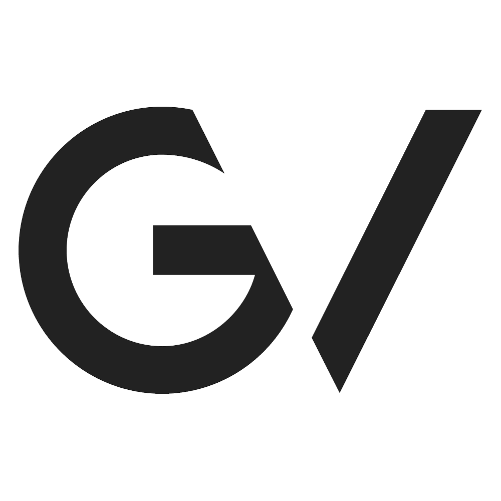 GV Logo (Google Ventures) Download Vector.