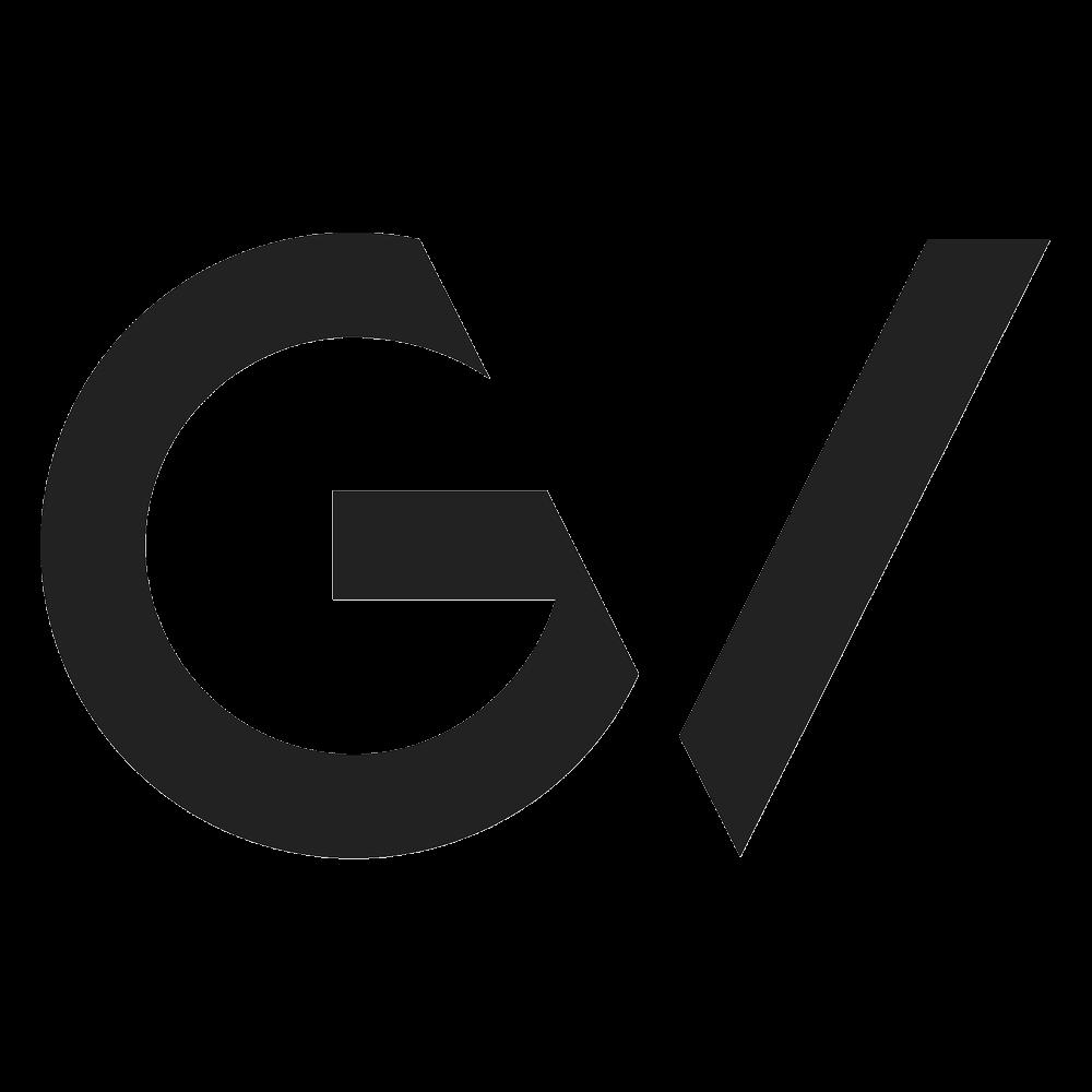 GV Logo (Google Ventures) Download Vector.