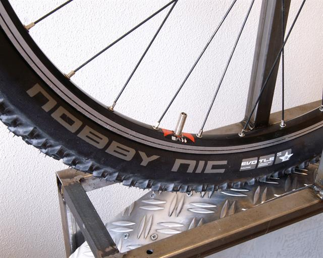 Schwalbe Nobby Nic SnakeSkin Rolling Resistance Review.