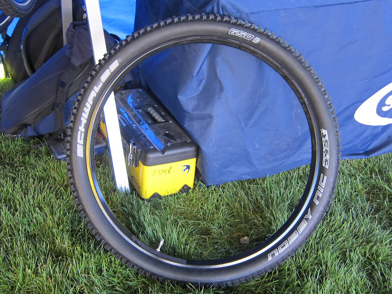 Schwalbe Bike Tires Nobby Nic 26 Reviews.