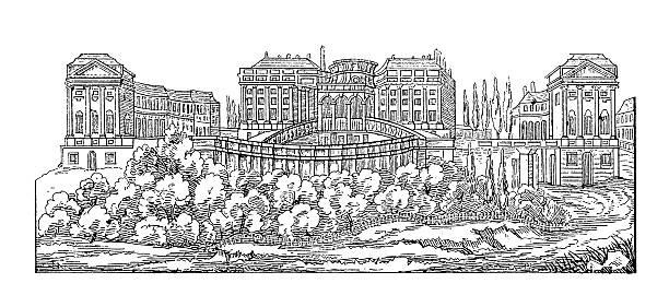 Palais Schwarzenberg Vienna Austria.