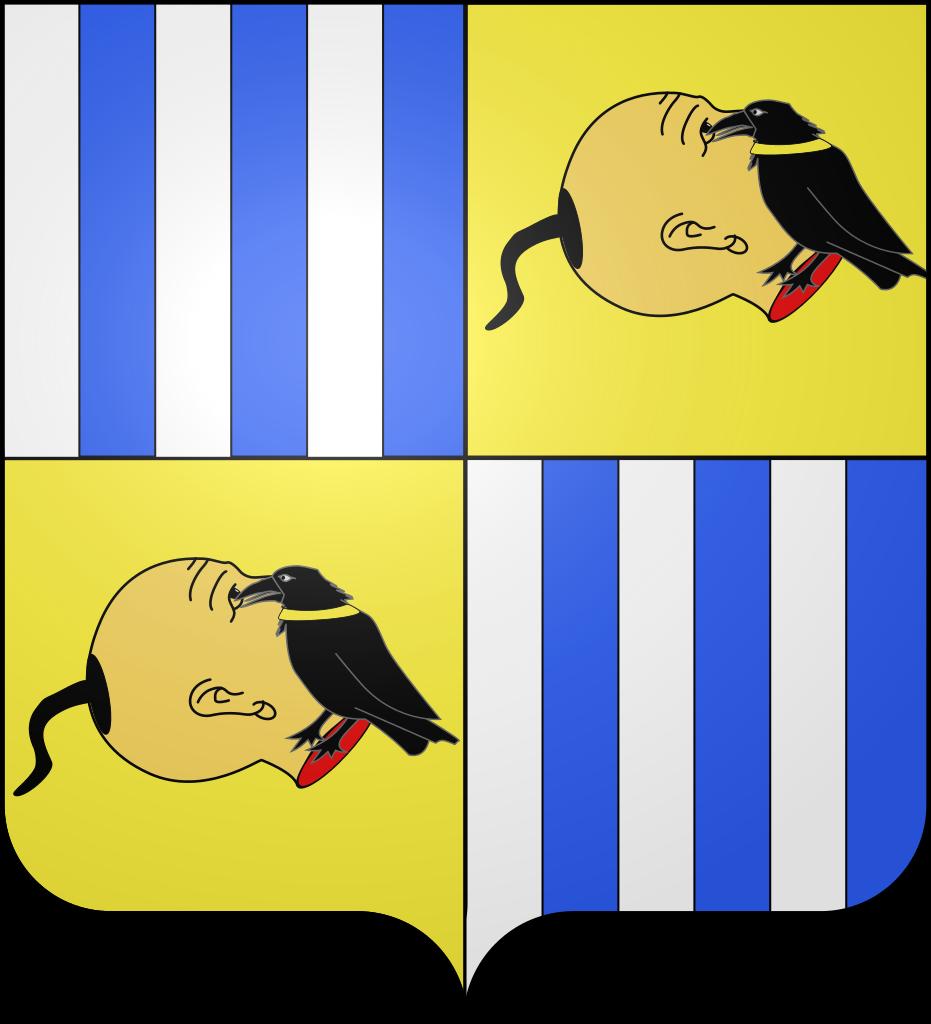 File:Blason fam de Schwarzenberg 2.svg.
