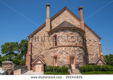Mormons Tabernacle Paris Idaho Stock Photo 293341829.