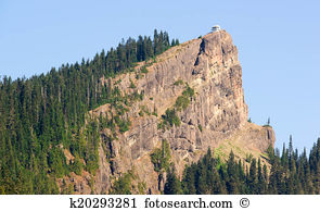 Fire lookout Stock Photo Images. 155 fire lookout royalty free.