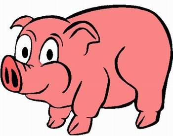Schwein clipart 8 » Clipart Station.