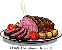 Roast pork Clip Art Vector Graphics. 2,610 roast pork EPS clipart.