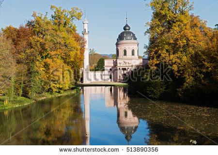 Calendar Autumn Landscape Lizenzfreie Bilder und Vektorgrafiken.
