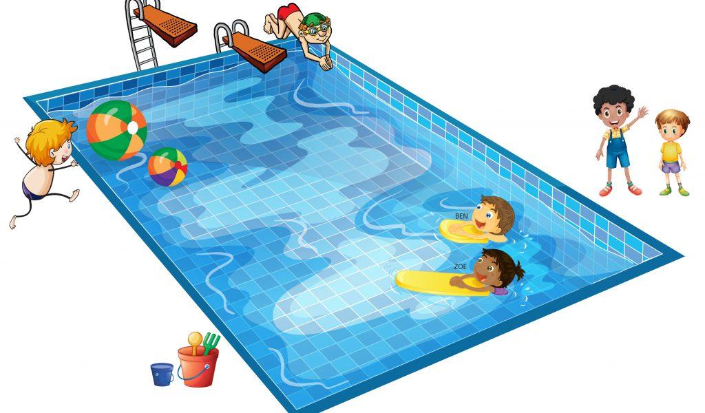 Pool clip art.