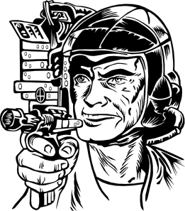 Science Fiction Illustration Clip Art at Clker.com.