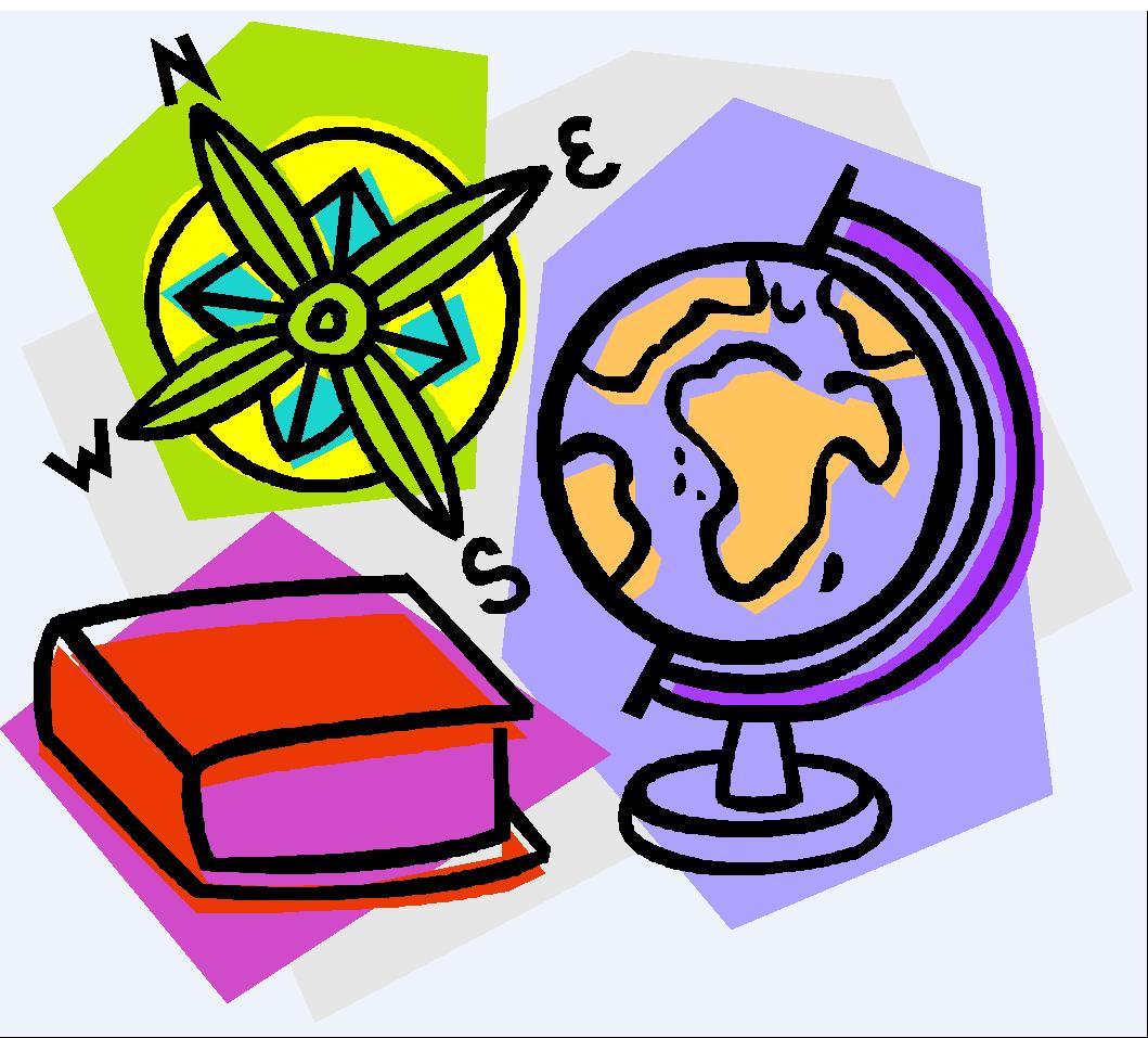 Social studies for teachers clipart.
