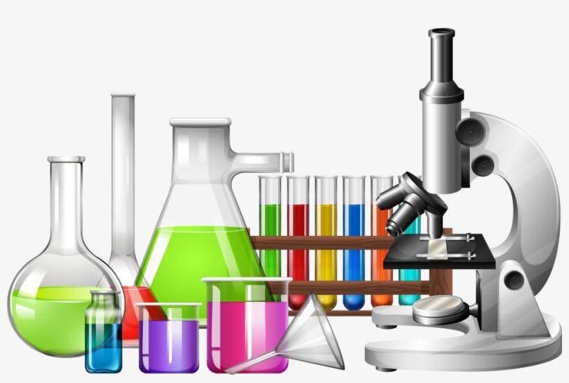 Science Laboratory Beaker Clip Art.