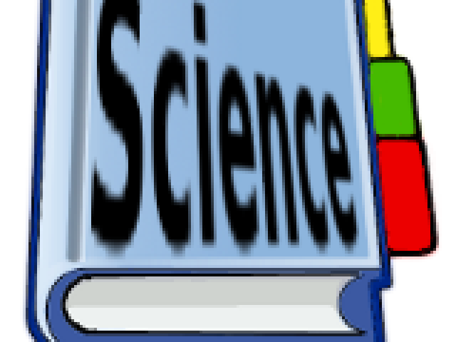 Science Book Cliparts 4.