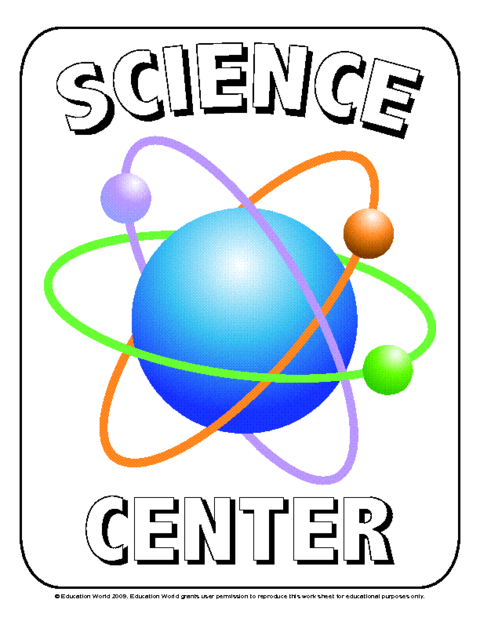Science Center Clip Art.