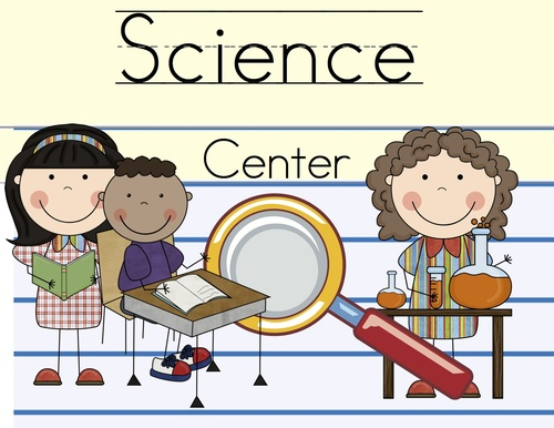 Science Center Signs: Scientific Processes — Kindergarten Kiosk.
