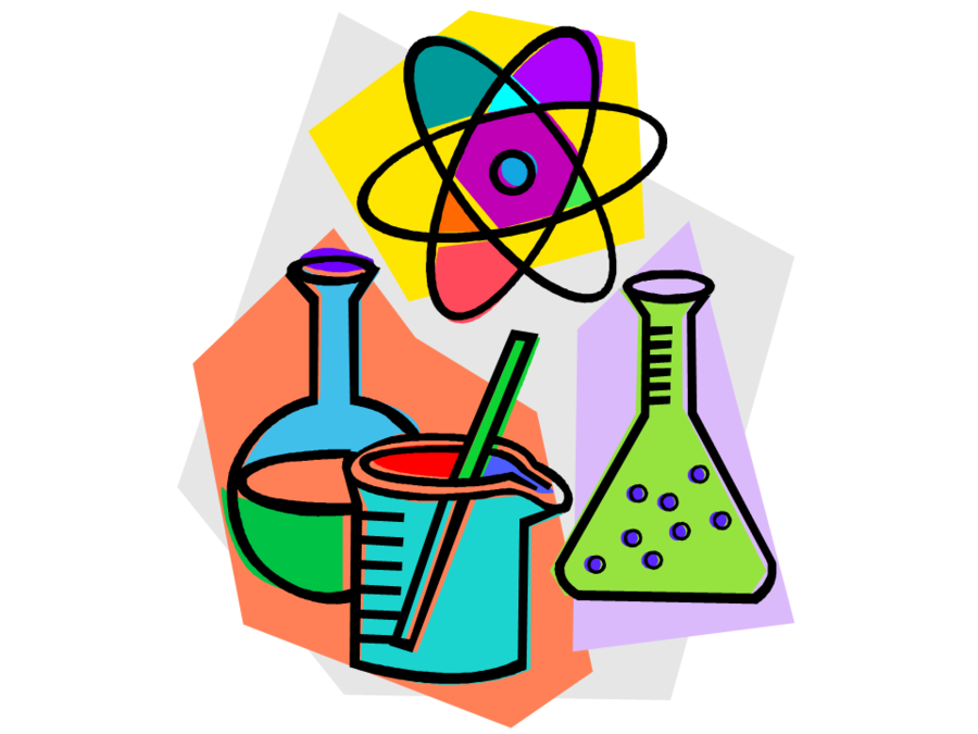 Science Cartoon clipart.