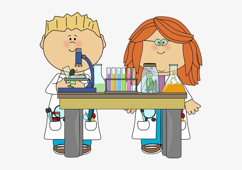 Science Class Cliparts.