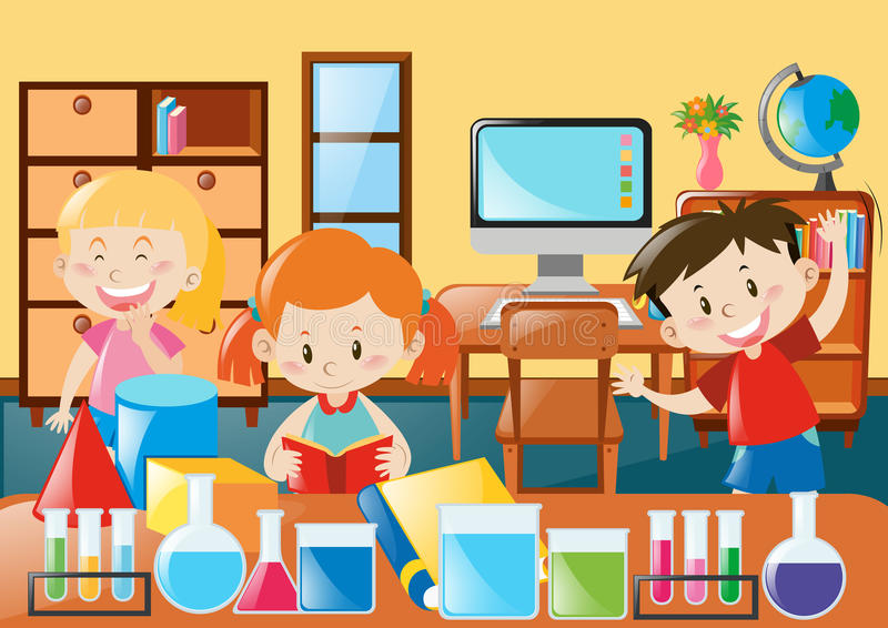 Science class clipart 3 » Clipart Station.
