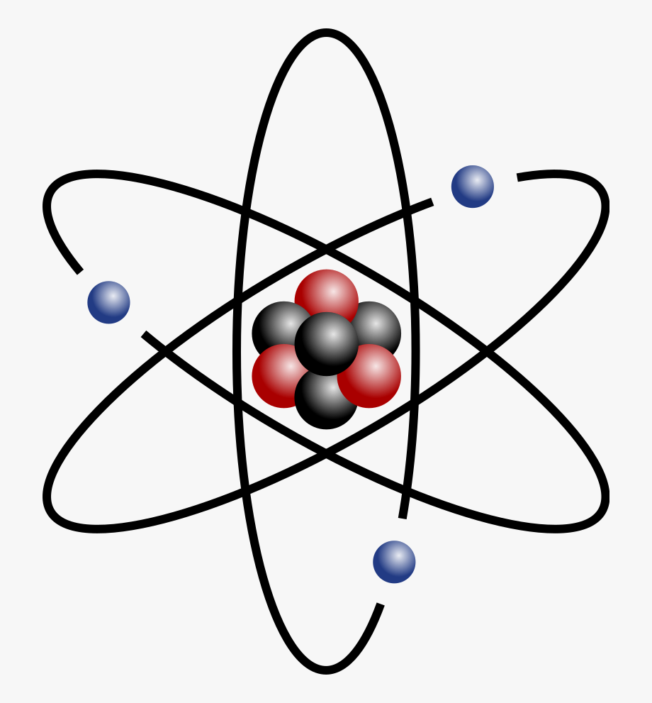 Transparent Atom Physical Science, Picture.