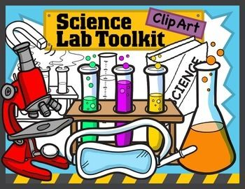 Science Clipart For Kids.