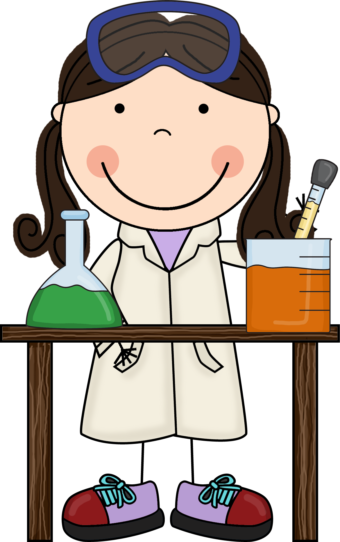 science clipart free.