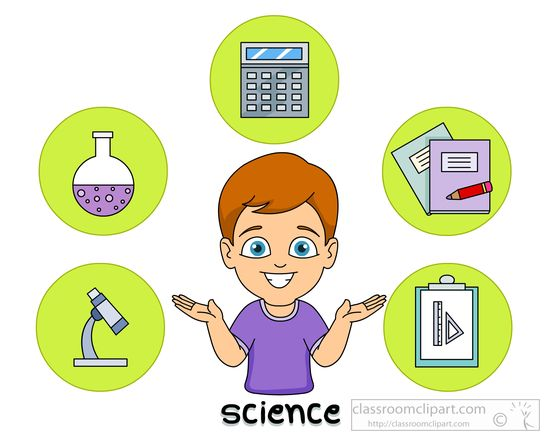 Free Science Clipart.