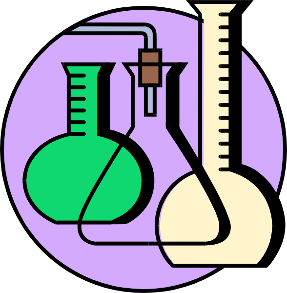 Science Test Tube Clipart.