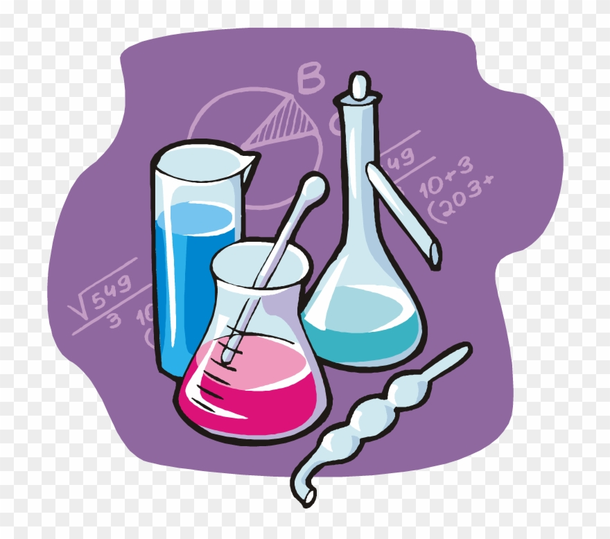 Transparent Science Clipart.