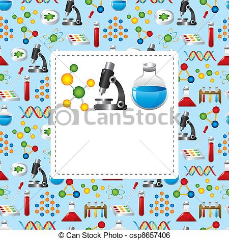 science clipart vector #18