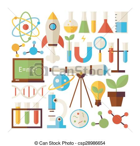 Science Education Free Clip Art.