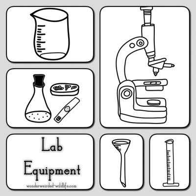 science equipment clipart for kids - Clipground