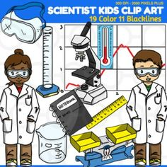 Science and Nature Clipart.