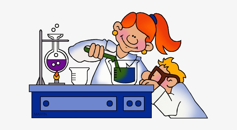 Science Experiment Clipart Png.
