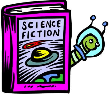 Science fiction clip art.