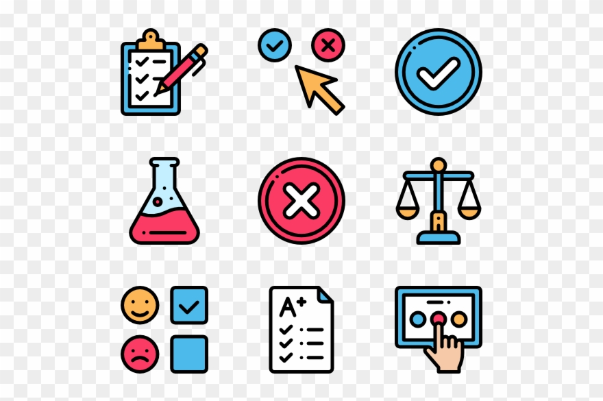 Test Icons Free Science.