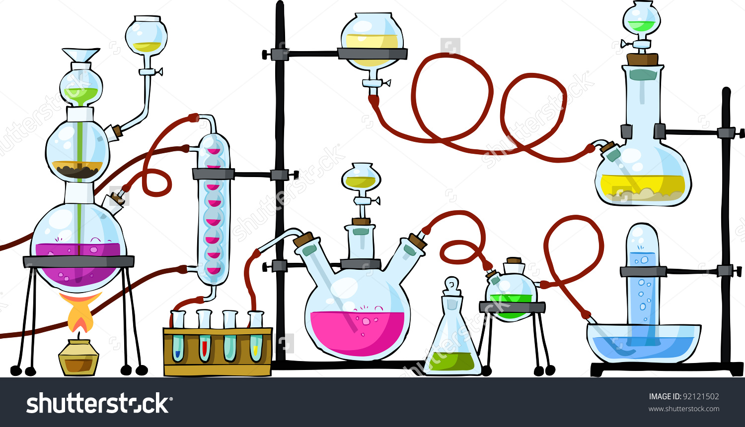 23+ Science Lab Clipart.
