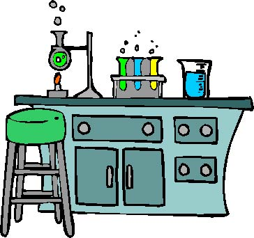 22+ Science Lab Clipart.