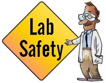 Free Safety Poster For Science Lab, Download Free Clip Art.