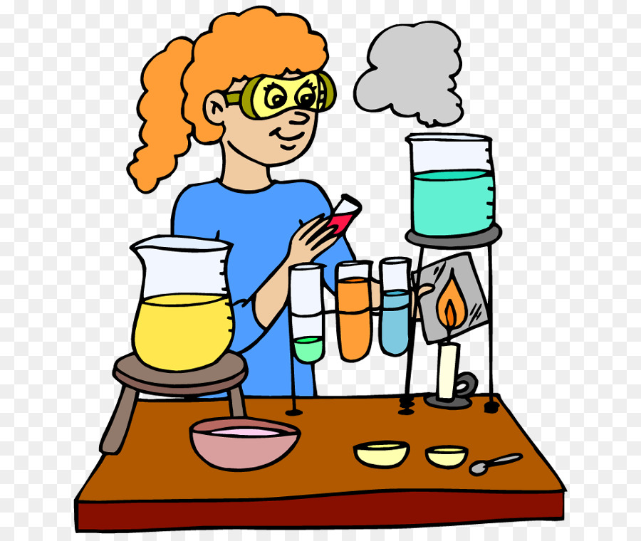 Laboratory Safety Science Clip Art.