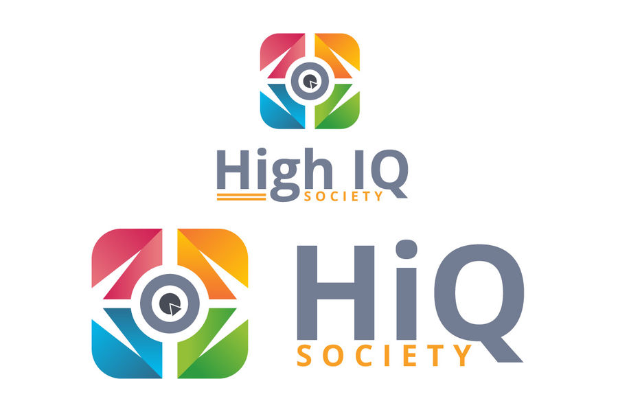 Entry #117 by kmsinfotech for Create a Logo for High IQ.