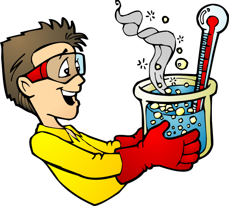 Science experiments clipart 2 » Clipart Station.
